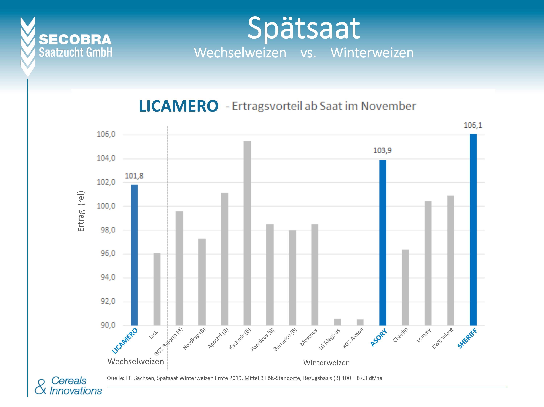 Grafik Licamero