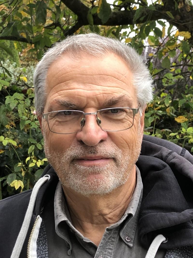 Pflanzenzüchter Dr. Hubert Kempf